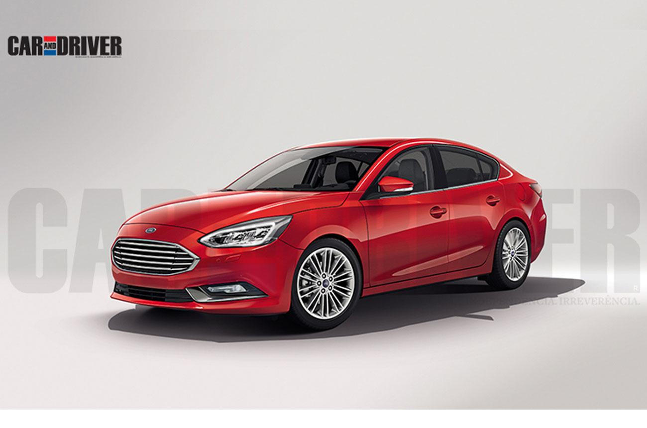 Ford Focus Sedan 2019 270917 02 Minuto Motor